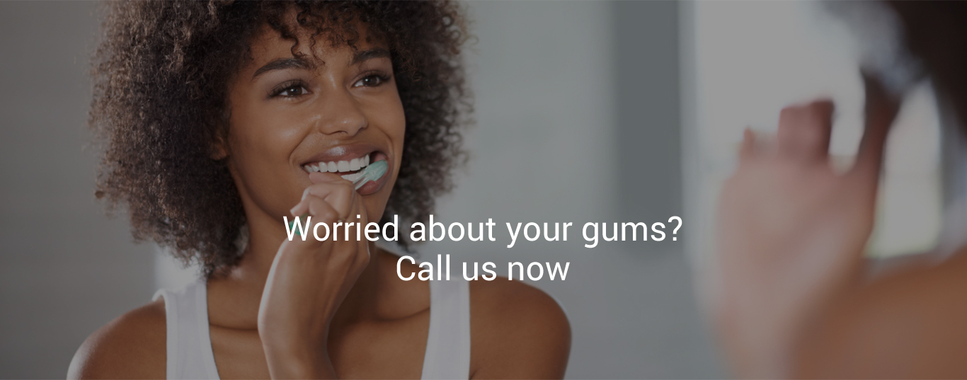 Prolonged Gum Treatment